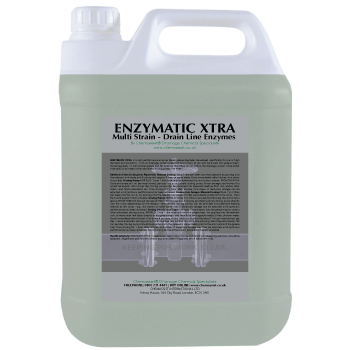 ENZYMATIC - Grease Trap & Drain Line Enzymes