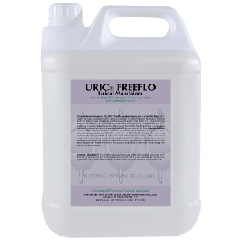 URIC FREEFLO - Urinal Maintainer